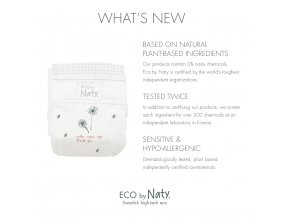 Naty Nature Babycare Maxi+ 9-20kg 25 ks
