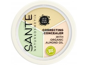correcting concealer cream powder 6 g