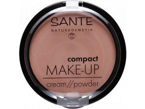 Sante Kompaktní krémový make-up 03 světle hnědá 9g
