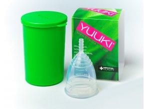 Yuuki Menstruační kalíšek 2 Soft