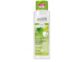 Lavera Šampon pro normální a mastné vlasy Balance 250 ml