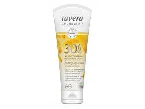 Lavera Opalovací krém Sun Soft SPF 30 75 ml