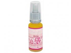 Saloos Bio Regenerační obličejový olej Růže 20 ml