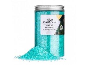 Soaphoria  Přírodní sůl do koupele Hluboký nádech 500g
