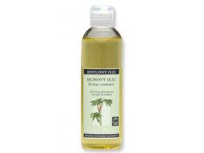 Nobilis Tilia Ricinový olej plast 200 ml