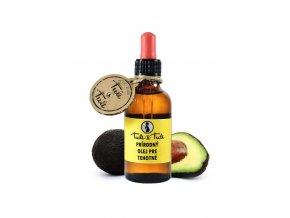 Ťuli a Ťuli Přírodní olej pro těhotné 50ml