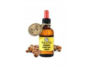 Ťuli a Ťuli Přírodní kožní olej argan 50 ml