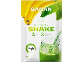 Matcha Tea BIO Matcha Shake banánový 30 g