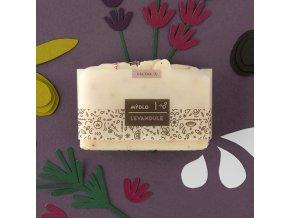 Caltha Bylinné mýdlo Levandule 100g