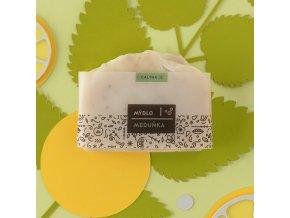 Caltha Bylinné mýdlo Meduňka 100g