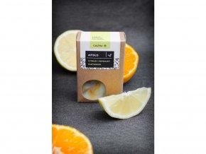 Caltha Mýdlo citrusy, peprmint a panthenol 100g