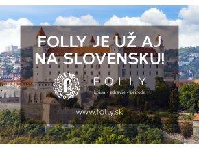 Folly se stěhuje už i na Slovensko