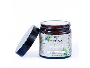 Yemna Pleťový krém Pohlazení s meduňkou 60 ml