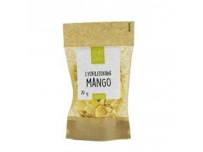 Natu Lyofilizované mango 20 g