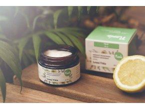 Navia Přírodní jemný krémový deodorant Lesní tůně 30 ml