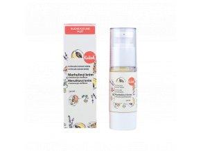 Kvitok Denní meruňkový krém pro citlivou pleť Bio 30 ml