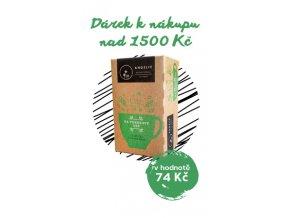 Dárek k nákupu nad 1500 Kč Angelic Na pohodový den čaj porcovaný 40 g