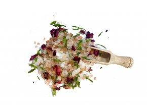 Cannor Sůl do koupele růže 200g