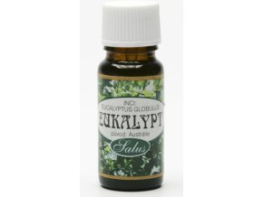Saloos Esenciální olej Eukalyptus 10 ml