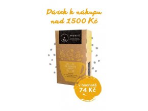 Dárek k nákupu nad 1500 Kč Angelic čaj Na krásné ráno čaj porcovaný 40 g