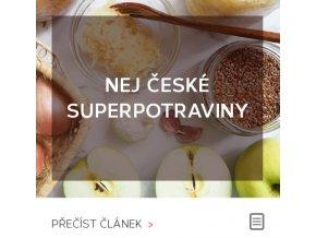 Nej české superpotraviny
