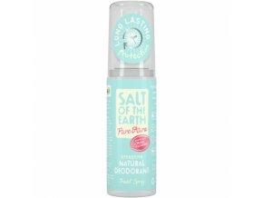 Crystal Spring Deo sprej Pure Aura okurka-meloun 50 ml