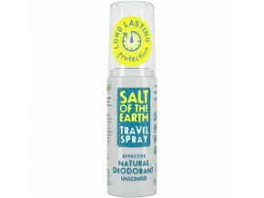 Crystal Spring Salt of the Earth deo sprej 50 ml
