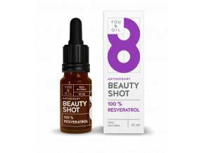 You & Oil Beauty Shot 100% Resveratrol 10ml