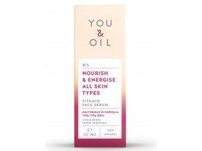 You&Oil Pleťové vitamínové sérum pro všechny typy pleti 30ml