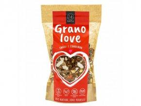 Natu Granolove Granola chilli čokoláda 400 g