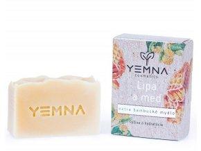 Yemna Přírodní mýdlo Lípa & med 100 g