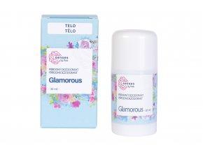 Navia Senses Přírodní tuhý deodorant Glamorous 30 ml