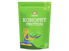 Iswari Bio Konopný 50% protein 250 g