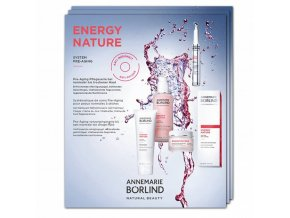 Annemarie Börlind Vzorek  Energy Nature System 4x2ml