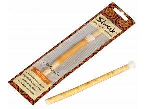 Siwak Přírodní zubní kartáček Miswak 1ks