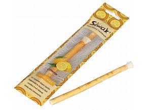 Siwak Přírodní zubní kartáček Miswak citrón 1ks