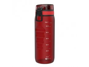 Ion8 One Touch lahev Chilli red 750 ml
