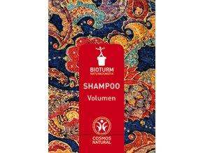 Bioturm VZOREK Šampon pro objem vlasů 3ml