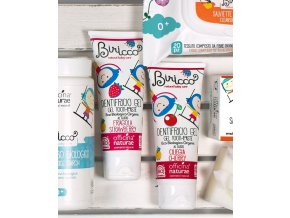 dentifricio naturale per bambini fragola