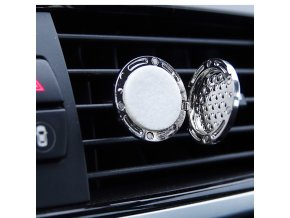 set of 12 clips in essential oil diffuser for cars