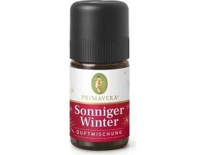 Primavera Směs éterických olejů Slunečná zima 5 ml