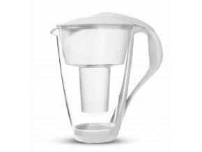 Dafi Crystal Classic filtrační konvice s LED Bílá 2 l