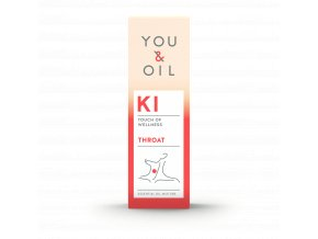You & Oil KI Bolest v krku 5ml