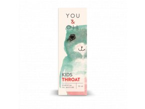 You & Oil KIDS Bolest v krku 10ml