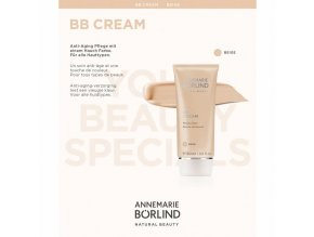 Annemarie Börlind Vzorek BB krém Beige 2 ml