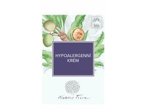 Nobilis Tilia VZOREK Hypoalergenní krém 2 ml