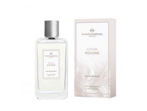 Plantes & Parfums Toaletní voda EDT Pudrová bavlna 100 ml