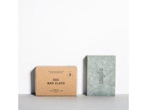 Mylo Tuhé mýdlo Sůl nad zlato 100 g
