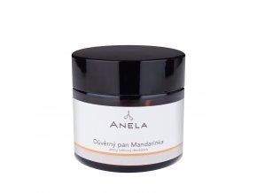Anela Přírodní deodorant Důvěrný pan Mandarinka 50 ml