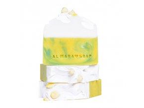 Almara Soap Přírodní tuhé mýdlo Bitter Lemon 100 +- 5 g